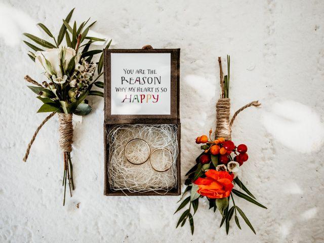 Il matrimonio di Maxime e Katrien a Ostuni, Brindisi 6