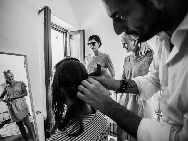 Il matrimonio di Maxime e Katrien a Ostuni, Brindisi 15
