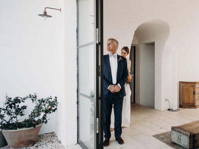 Il matrimonio di Maxime e Katrien a Ostuni, Brindisi 26