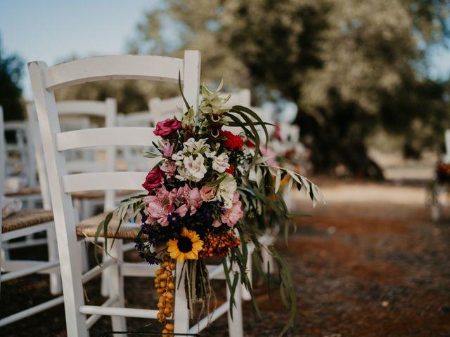 Il matrimonio di Maxime e Katrien a Ostuni, Brindisi 27