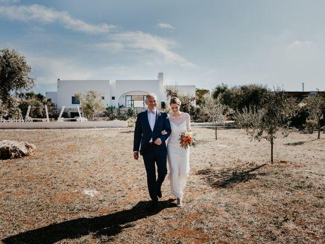 Il matrimonio di Maxime e Katrien a Ostuni, Brindisi 29