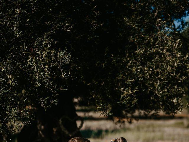 Il matrimonio di Maxime e Katrien a Ostuni, Brindisi 31