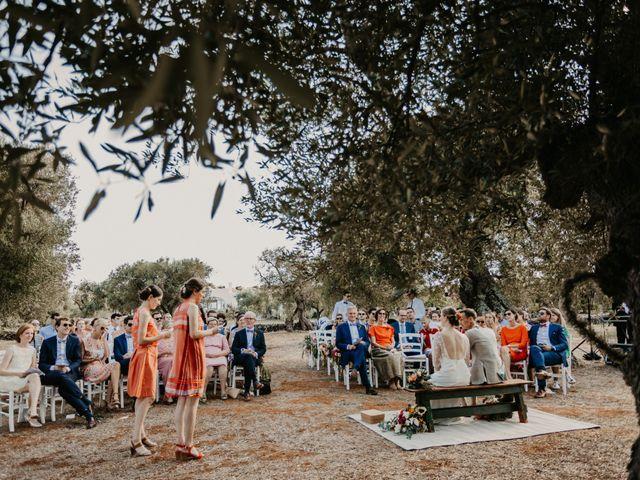 Il matrimonio di Maxime e Katrien a Ostuni, Brindisi 32