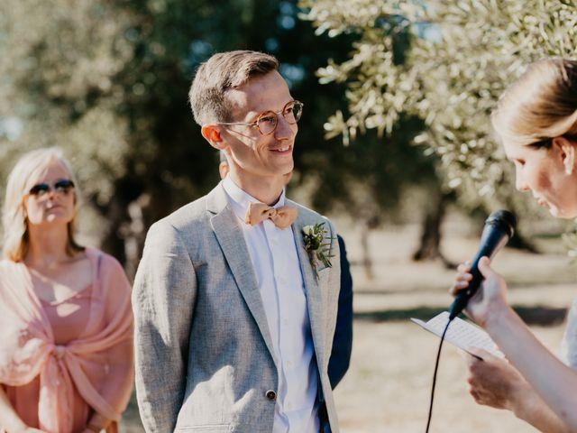 Il matrimonio di Maxime e Katrien a Ostuni, Brindisi 33