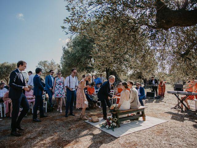 Il matrimonio di Maxime e Katrien a Ostuni, Brindisi 37