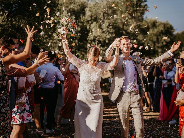 Il matrimonio di Maxime e Katrien a Ostuni, Brindisi 38