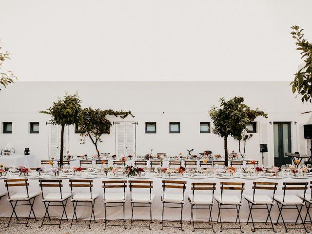 Il matrimonio di Maxime e Katrien a Ostuni, Brindisi 45