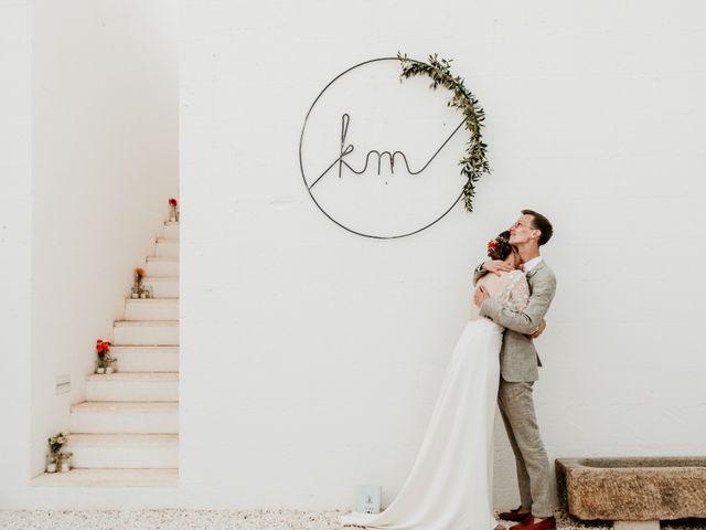 Il matrimonio di Maxime e Katrien a Ostuni, Brindisi 47