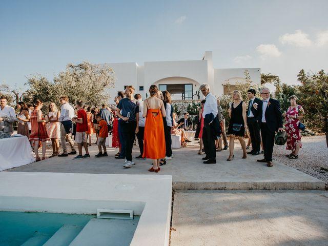 Il matrimonio di Maxime e Katrien a Ostuni, Brindisi 48