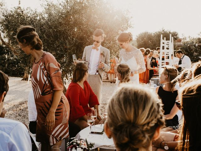 Il matrimonio di Maxime e Katrien a Ostuni, Brindisi 50