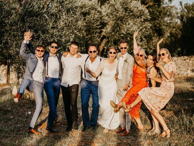Il matrimonio di Maxime e Katrien a Ostuni, Brindisi 54