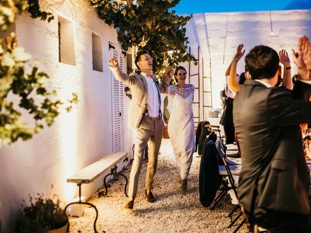 Il matrimonio di Maxime e Katrien a Ostuni, Brindisi 55