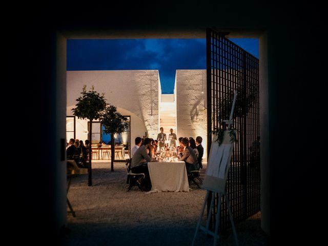 Il matrimonio di Maxime e Katrien a Ostuni, Brindisi 56