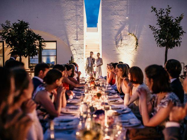Il matrimonio di Maxime e Katrien a Ostuni, Brindisi 57