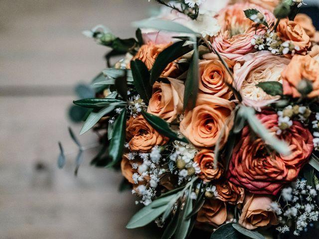 Il matrimonio di Maxime e Katrien a Ostuni, Brindisi 58