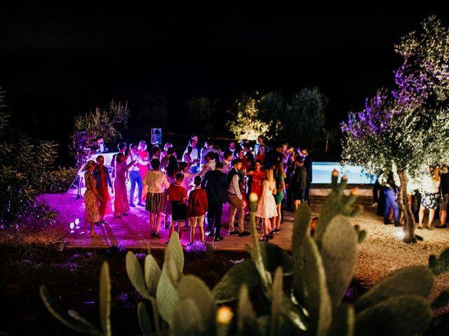 Il matrimonio di Maxime e Katrien a Ostuni, Brindisi 63