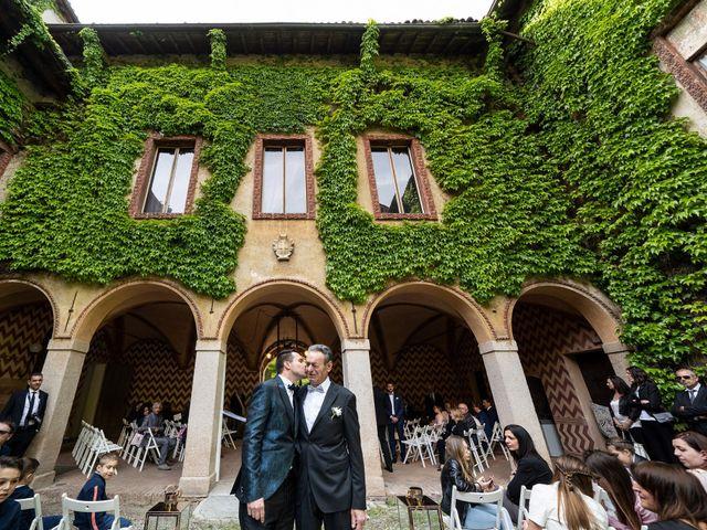 Il matrimonio di Marco e Deborah a Sartirana Lomellina, Pavia 15