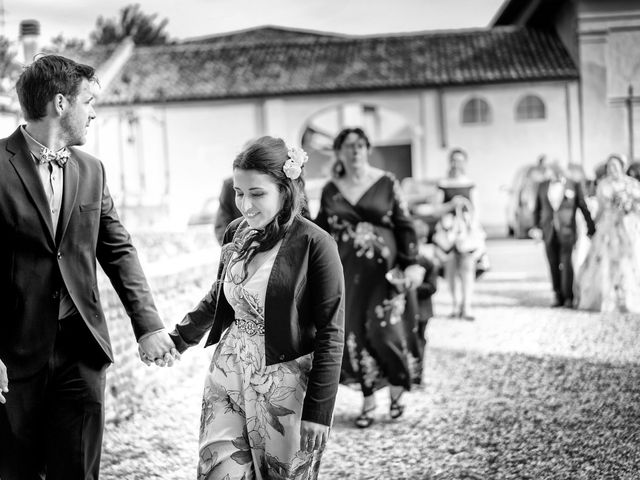 Il matrimonio di Marco e Deborah a Sartirana Lomellina, Pavia 18
