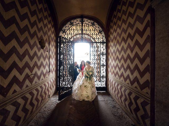 Il matrimonio di Marco e Deborah a Sartirana Lomellina, Pavia 21