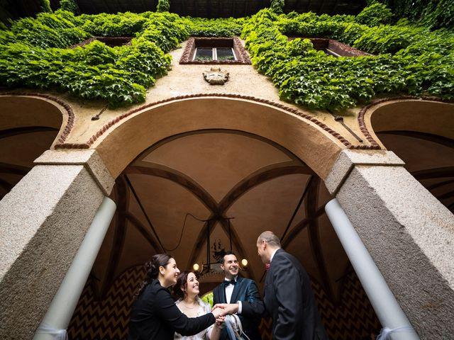 Il matrimonio di Marco e Deborah a Sartirana Lomellina, Pavia 25