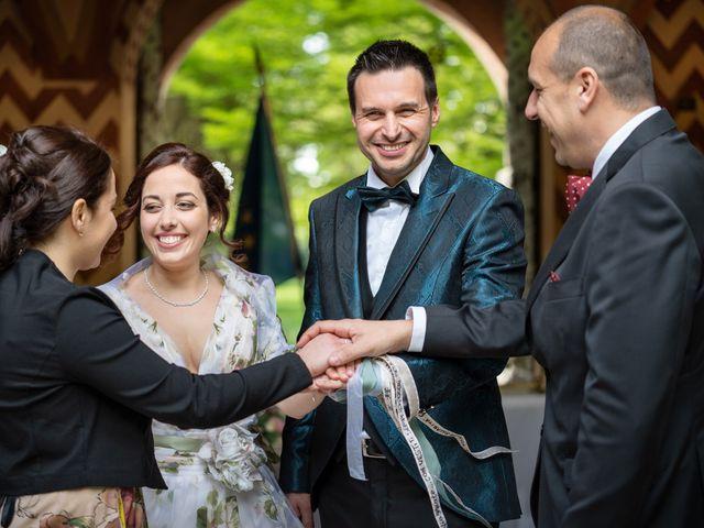 Il matrimonio di Marco e Deborah a Sartirana Lomellina, Pavia 26