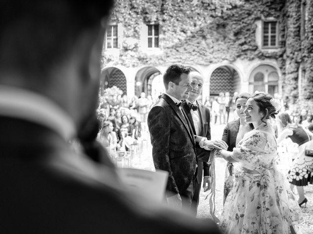 Il matrimonio di Marco e Deborah a Sartirana Lomellina, Pavia 27