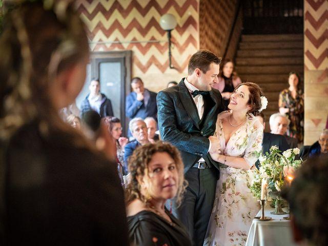 Il matrimonio di Marco e Deborah a Sartirana Lomellina, Pavia 28