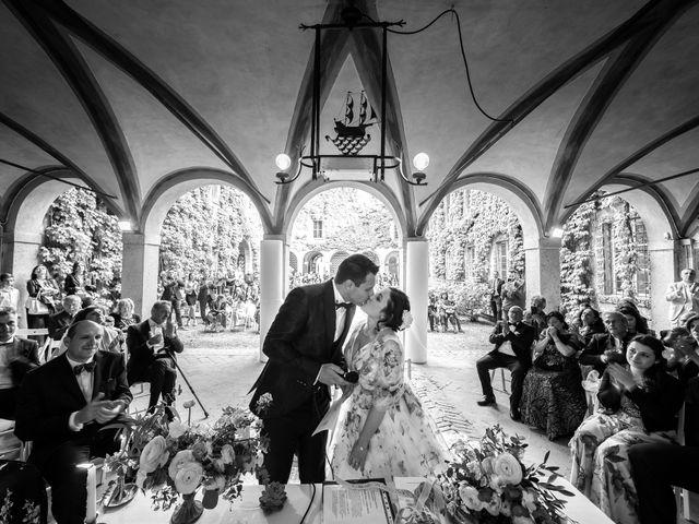 Il matrimonio di Marco e Deborah a Sartirana Lomellina, Pavia 30