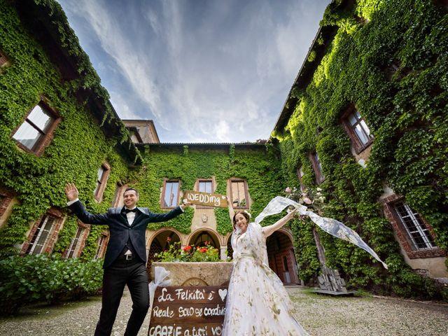 Il matrimonio di Marco e Deborah a Sartirana Lomellina, Pavia 34