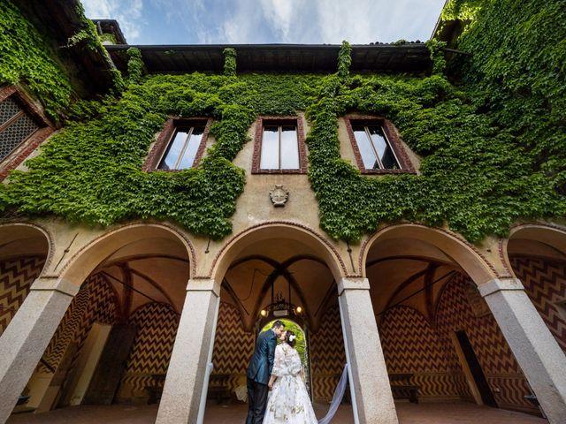 Il matrimonio di Marco e Deborah a Sartirana Lomellina, Pavia 36