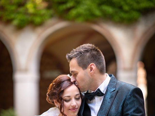 Il matrimonio di Marco e Deborah a Sartirana Lomellina, Pavia 42