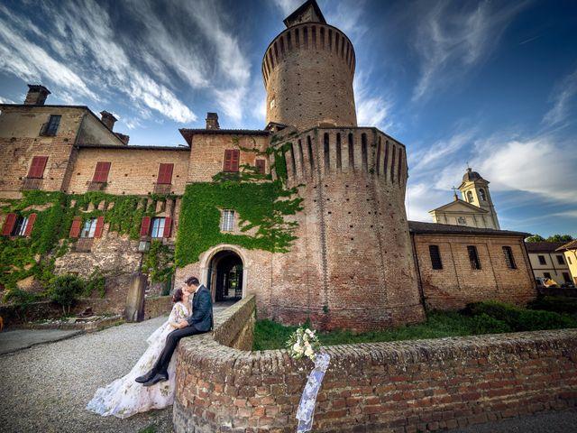 Il matrimonio di Marco e Deborah a Sartirana Lomellina, Pavia 50