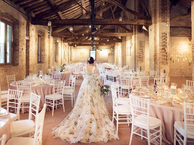 Il matrimonio di Marco e Deborah a Sartirana Lomellina, Pavia 56