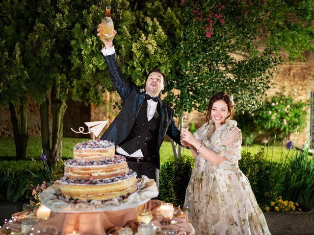 Il matrimonio di Marco e Deborah a Sartirana Lomellina, Pavia 73