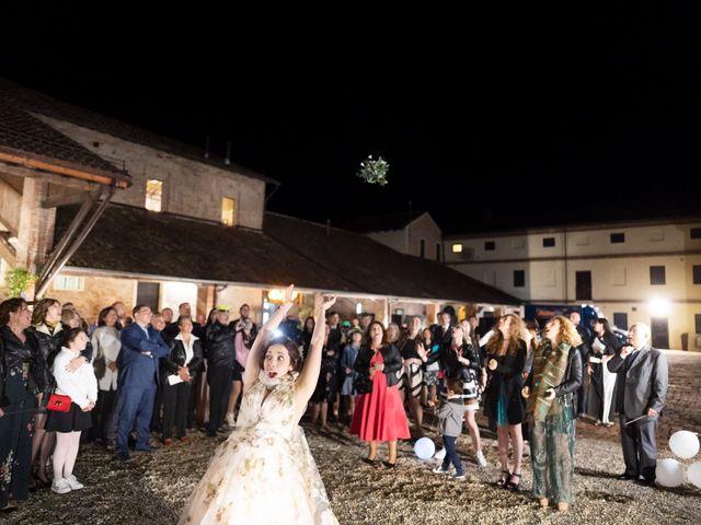 Il matrimonio di Marco e Deborah a Sartirana Lomellina, Pavia 77