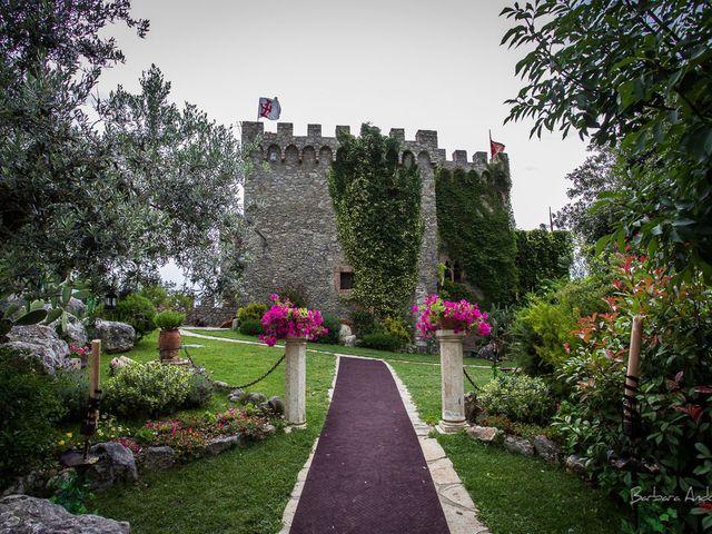 Il matrimonio di Marco e Roberta a Casaprota, Rieti 16