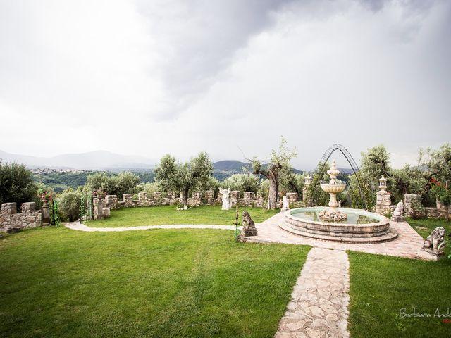Il matrimonio di Marco e Roberta a Casaprota, Rieti 18