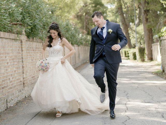 Le nozze di Fabrizia e Rossano