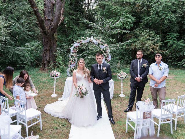 Il matrimonio di Stefano e Jessica a Voghiera, Ferrara 28