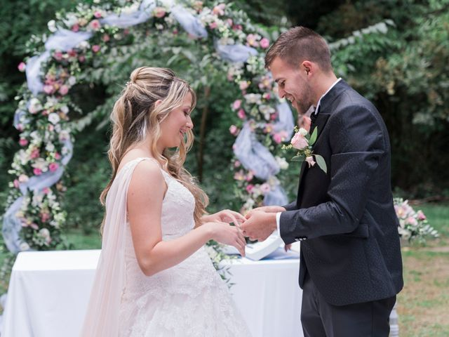 Il matrimonio di Stefano e Jessica a Voghiera, Ferrara 29