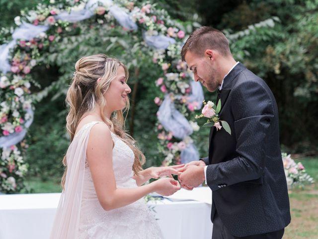 Il matrimonio di Stefano e Jessica a Voghiera, Ferrara 30