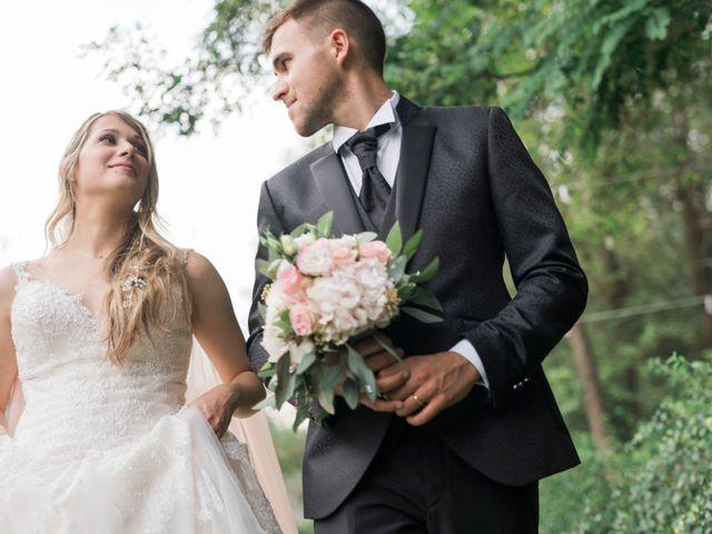 Il matrimonio di Stefano e Jessica a Voghiera, Ferrara 40