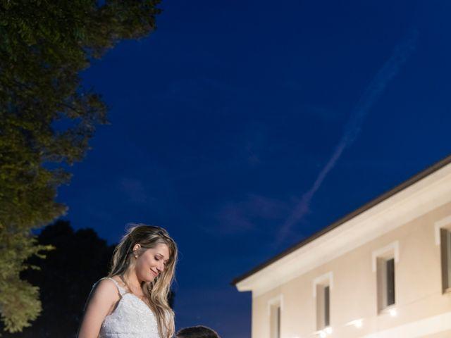 Il matrimonio di Stefano e Jessica a Voghiera, Ferrara 56