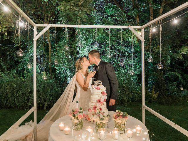 Il matrimonio di Stefano e Jessica a Voghiera, Ferrara 58