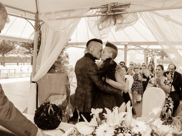 Il matrimonio di Gabriele e Samantha a Volvera, Torino 25