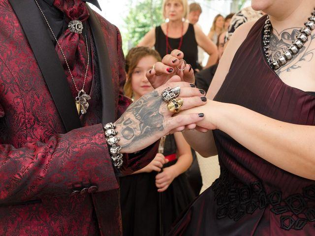 Il matrimonio di Gabriele e Samantha a Volvera, Torino 28