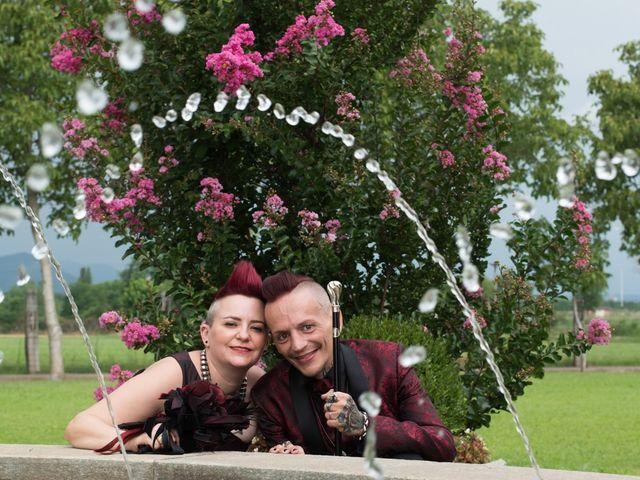 Il matrimonio di Gabriele e Samantha a Volvera, Torino 31
