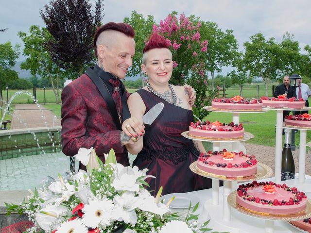 Il matrimonio di Gabriele e Samantha a Volvera, Torino 49