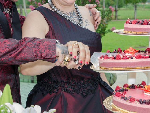 Il matrimonio di Gabriele e Samantha a Volvera, Torino 50