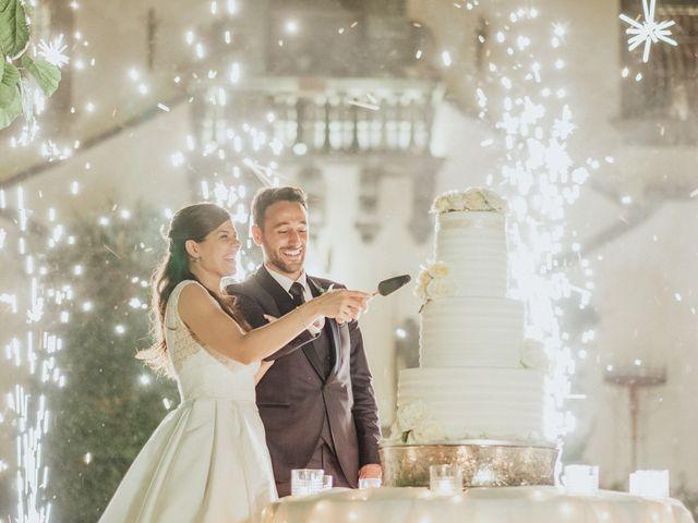Le nozze di Letizia e Stefano